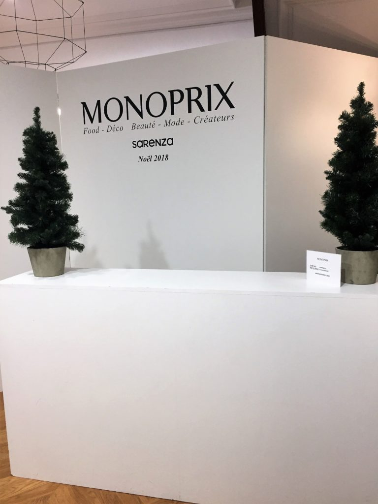 Monoprix Show Room Creator 2018